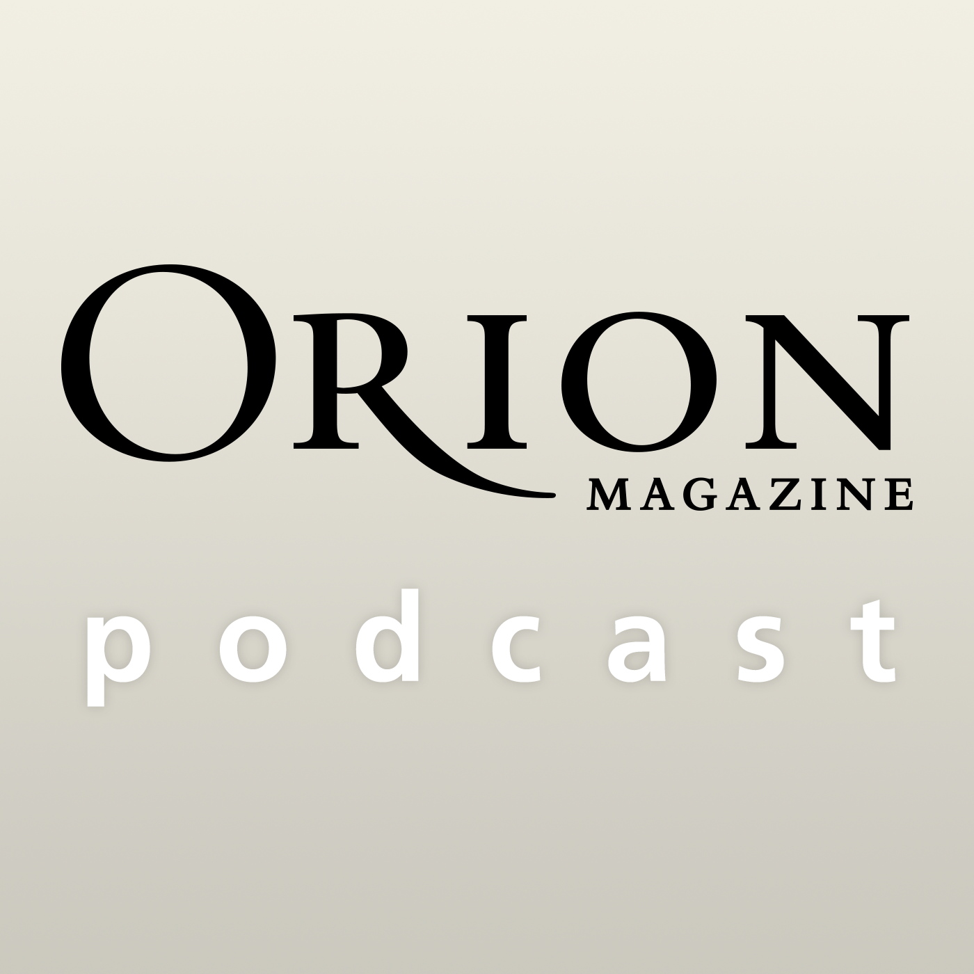 Multimedia – Orion Magazine