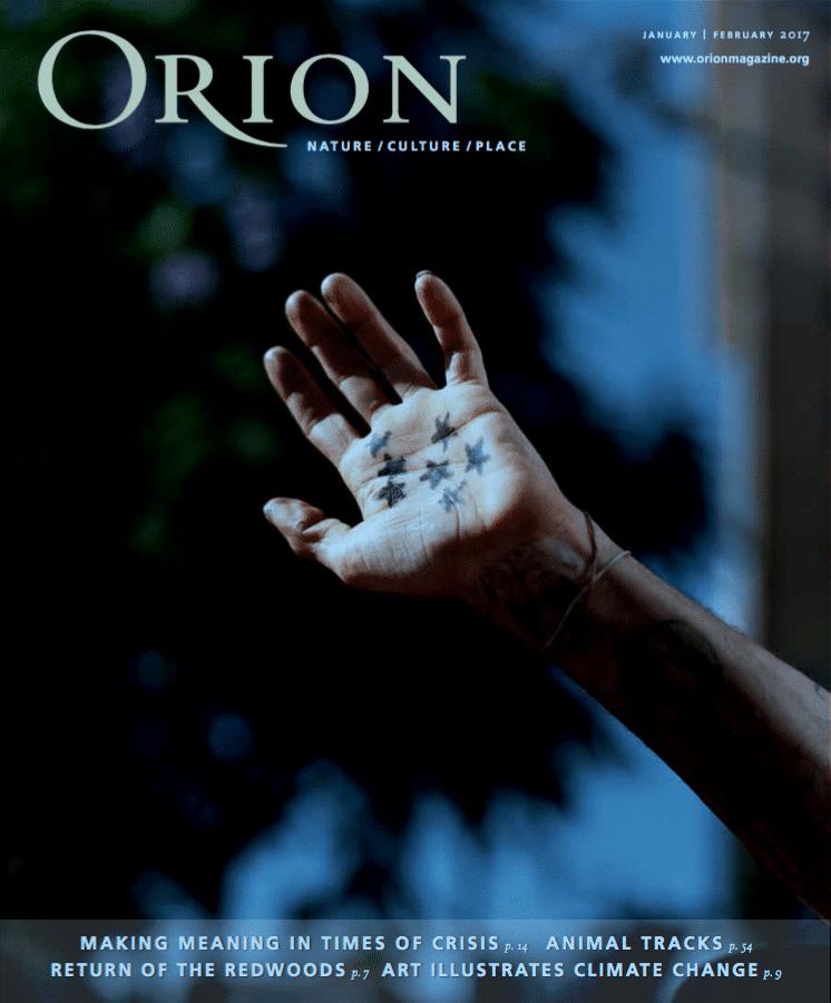 Orion Magazine January/February 2017